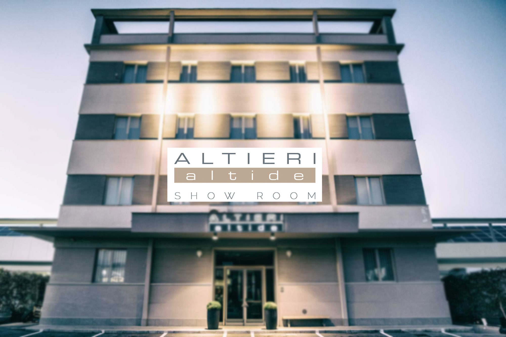 Showroom Altieri - Altide | Rappresentanze di Moda
